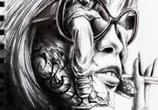 Spray Ban Sketchbook 2013 drawing by Pez Art