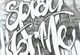 Spray for me sketch by Pez Art