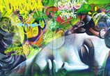 Streetart by Pichi and Avo in Lisabon
