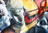 Streetart by Pichi and Avo