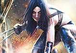 X 23 drawing by Rudy Nurdiawan