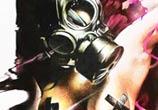 Mask woman mixedmedia by Sergey Shanko