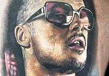 Tyler Durden 1 tattoo by Sergey Shanko