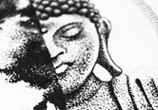 In Work Budha drawing by Sneaky Studios