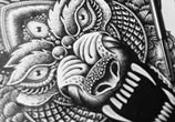 Wolfy.jpg pen drawing by Sneaky Studios