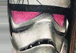 Star wars Stormtrooper tattoo by Timur Lysenko