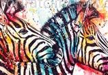 Zebras by Tori Ratcliffe Art