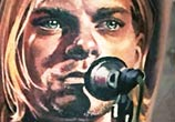Kurt Cobain tattoo by Valentina Ryabova
