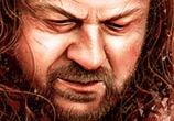 Eddard Stark digitalart by Varsha Vijayan