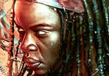 Michonne digitalart by Varsha Vijayan