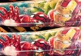 Iron Man shooting tattoo by Zsofia Belteczky