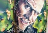 Pogue Mahone tattoo by Zsofia Belteczky